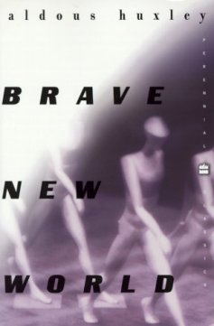 The title Brave New World, is actually taken from Shakespeare's play, The Tempest.